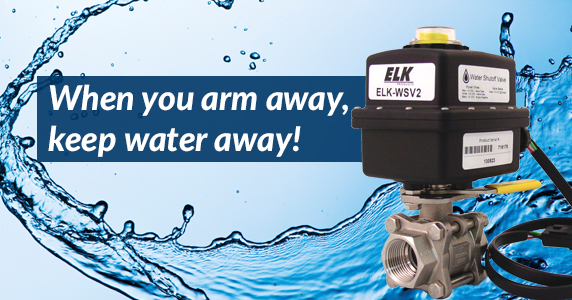 when You Arm Away, Keep Water Away